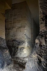 Grotten Klein Ternaaien Groeve Caestert