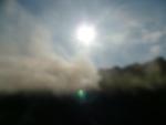 Klein Ternaaien in de rook